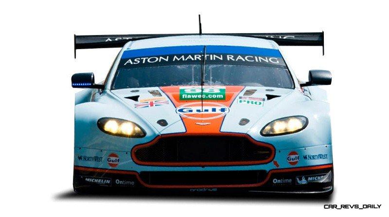 Car-Revs-Daily.com -- 2014 Aston-Martin N430 Vantage 156