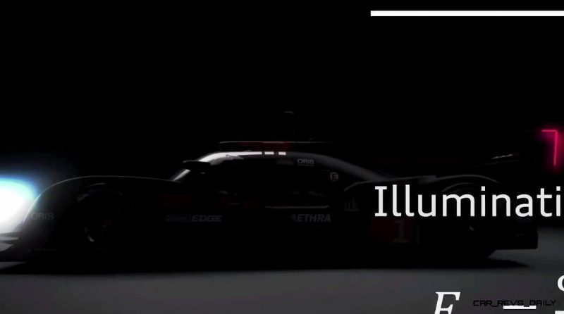 CarRevsDaily.com - Laser Lighting for 2014 AUDI R18 LeMans 21