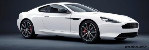 Codename 001 -- DB9 Carbon White Coupe 35