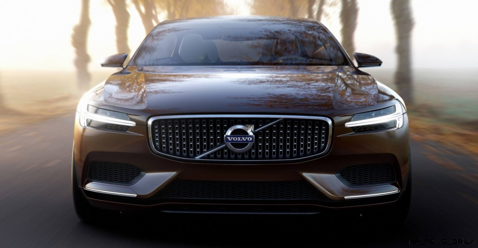 Concept Estate Confirms It! Volvo's New Design Lead Th. Ingenlath Should Be Sweden's Man of the Year 1