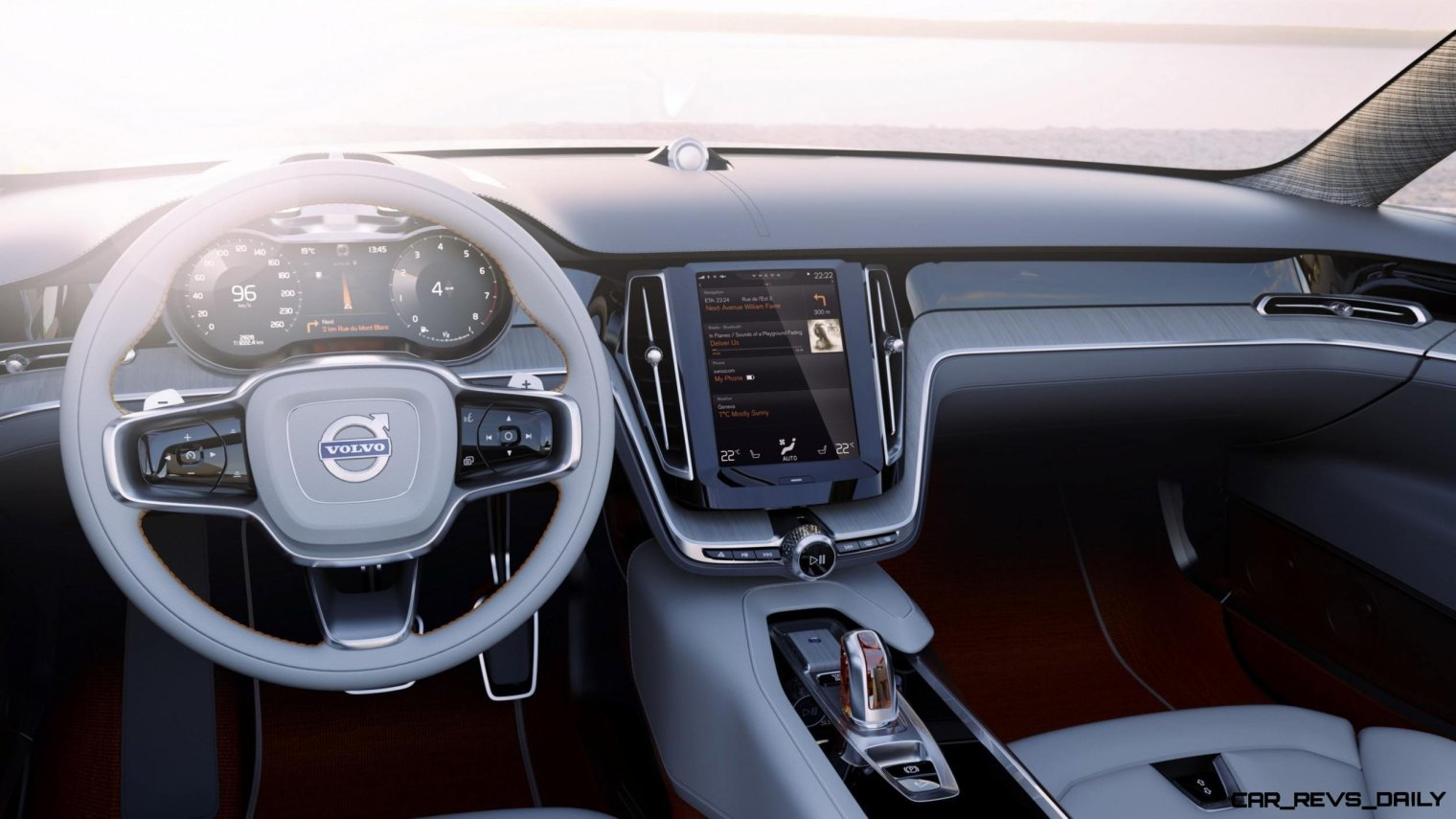 Concept Estate Confirms It! Volvo's New Design Lead Th. Ingenlath Should Be Sweden's Man of the Year 7