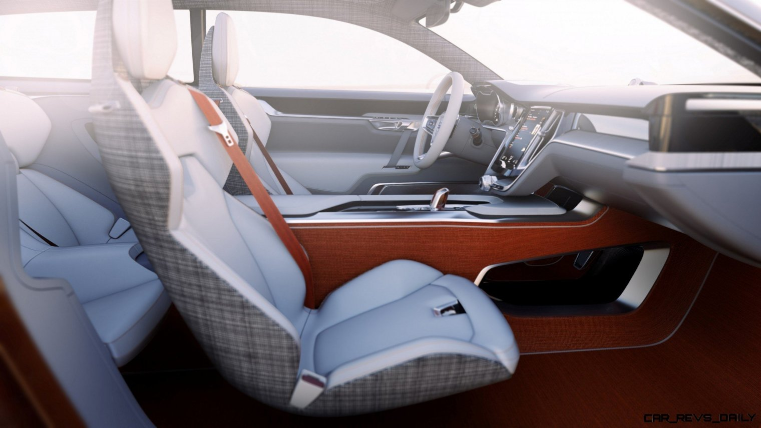 Concept Estate Confirms It! Volvo's New Design Lead Th. Ingenlath Should Be Sweden's Man of the Year 9