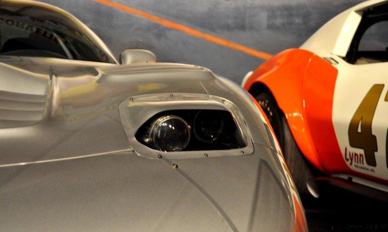 Corvette Museum -- The Racecars! 58 High-Res Photos -- Plus NCM Motorsports Park A High-Speed Dream 16