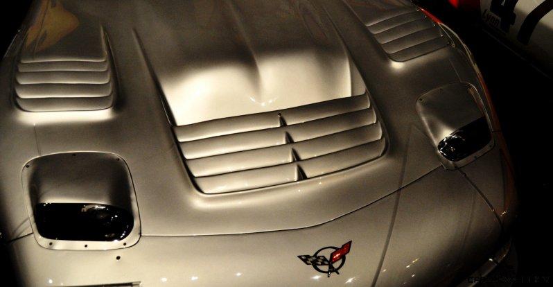 Corvette Museum -- The Racecars! 58 High-Res Photos -- Plus NCM Motorsports Park A High-Speed Dream 17