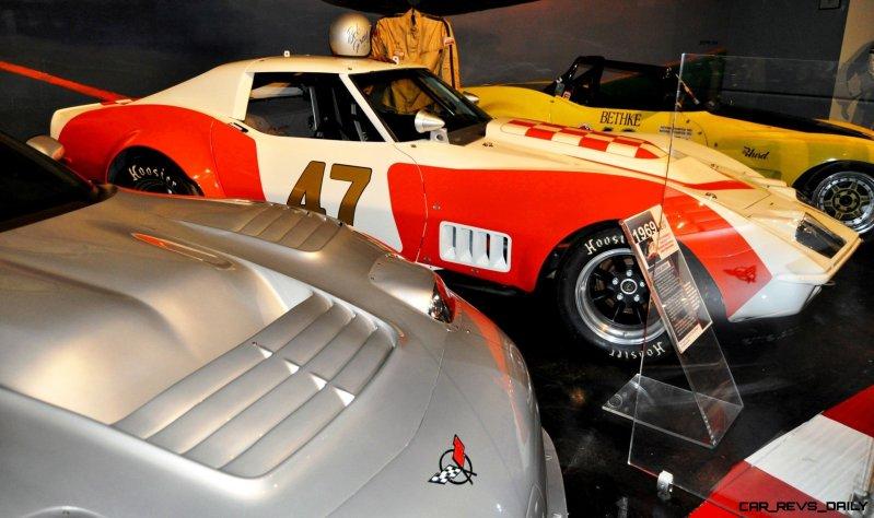 Corvette Museum -- The Racecars! 58 High-Res Photos -- Plus NCM Motorsports Park A High-Speed Dream 19