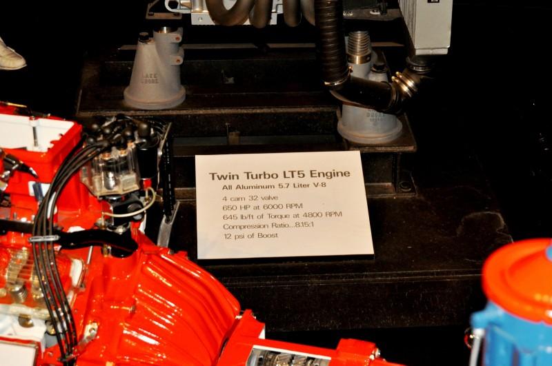Corvette Museum -- The Racecars! 58 High-Res Photos -- Plus NCM Motorsports Park A High-Speed Dream 24