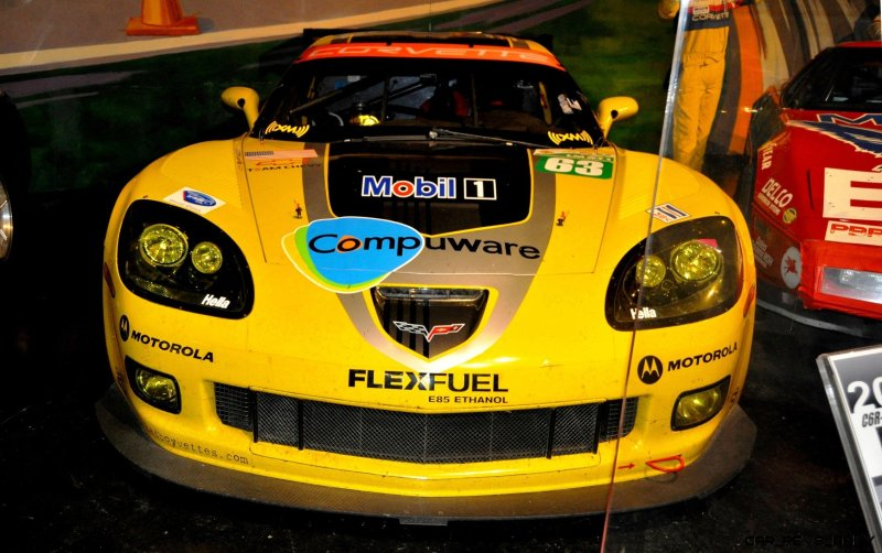 Corvette Museum -- The Racecars! 58 High-Res Photos -- Plus NCM Motorsports Park A High-Speed Dream 31