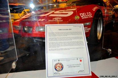 Corvette Museum -- The Racecars! 58 High-Res Photos -- Plus NCM Motorsports Park A High-Speed Dream 34
