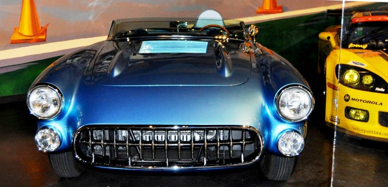Corvette Museum -- The Racecars! 58 High-Res Photos -- Plus NCM Motorsports Park A High-Speed Dream 38