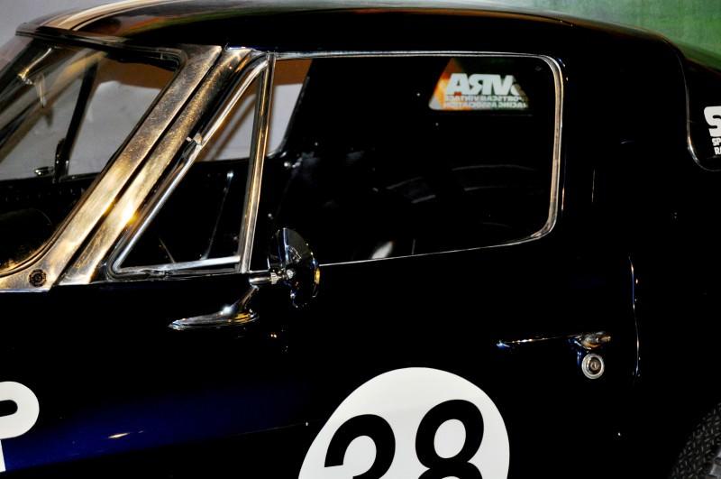Corvette Museum -- The Racecars! 58 High-Res Photos -- Plus NCM Motorsports Park A High-Speed Dream 46