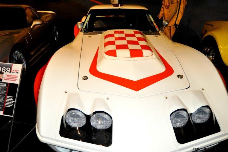 Corvette Museum -- The Racecars! 58 High-Res Photos -- Plus NCM Motorsports Park A High-Speed Dream 5