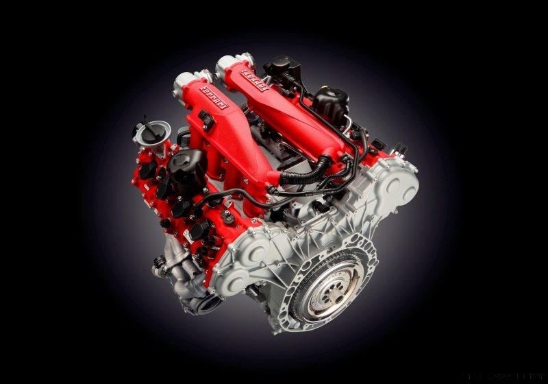 Ferrari Goes Turbo -- Geneva-bound California T Cabrio Packing 577Lb-Ft of Hissing Boost 13