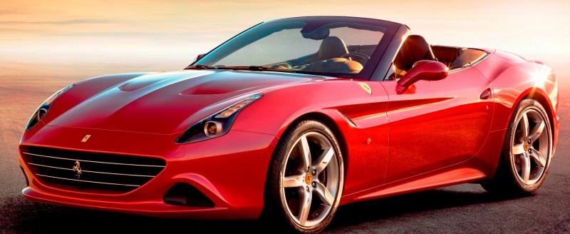 Ferrari Goes Turbo -- Geneva-bound California T Cabrio Packing 577Lb-Ft of Hissing Boost 2