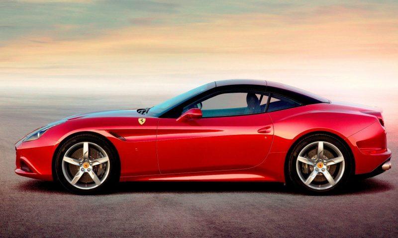 Ferrari Goes Turbo -- Geneva-bound California T Cabrio Packing 577Lb-Ft of Hissing Boost 8