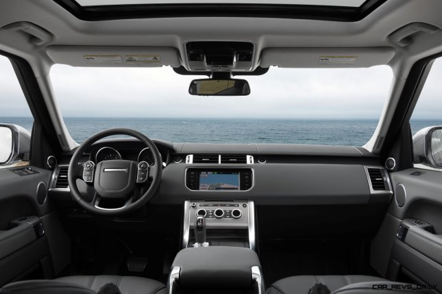 New Range Rover Sport HSE in 30 Fake-Life Photos 16
