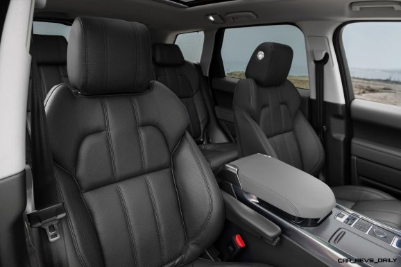 New Range Rover Sport HSE in 30 Fake-Life Photos 23