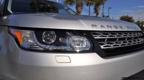 New Range Rover Sport HSE in 30 Real-Life Photos 17