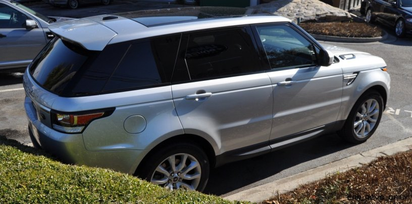 New Range Rover Sport HSE in 30 Real-Life Photos 26