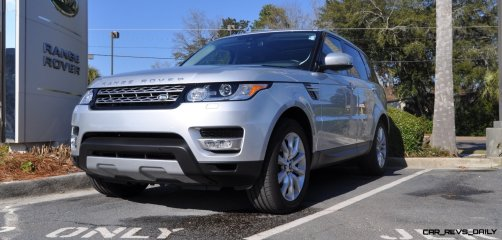 New Range Rover Sport HSE in 30 Real-Life Photos 3