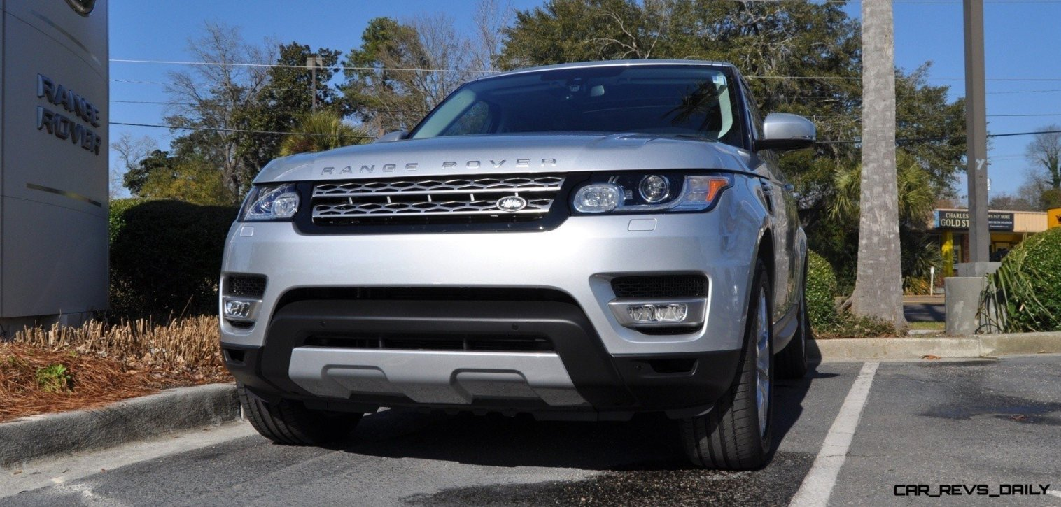 New Range Rover Sport HSE in 30 Real-Life Photos 4