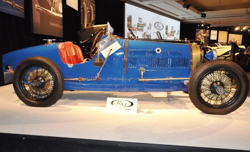 1928 Bugatti Type 37A Grand Prix Supercharged-- $962,000 at RM Auctions Amelia 2014 -- 45 Original Photos 15