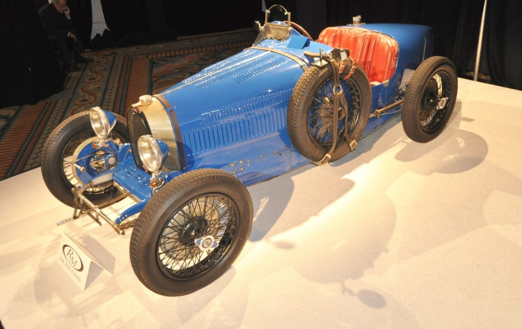 1928 Bugatti Type 37A Grand Prix Supercharged-- $962,000 at RM Auctions Amelia 2014 -- 45 Original Photos 8