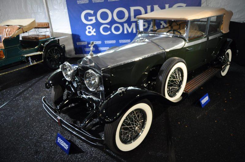 1929 Rolls-Royce PHANTOM I Newmarket 11