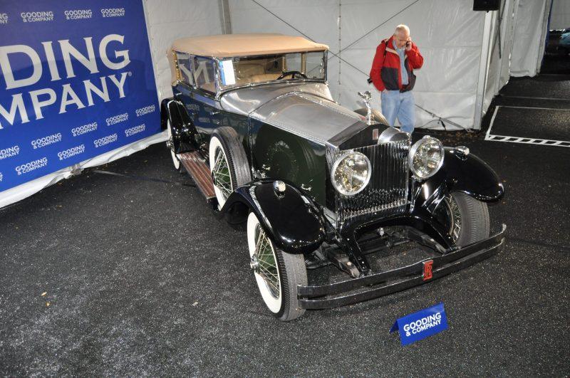 1929 Rolls-Royce PHANTOM I Newmarket 14