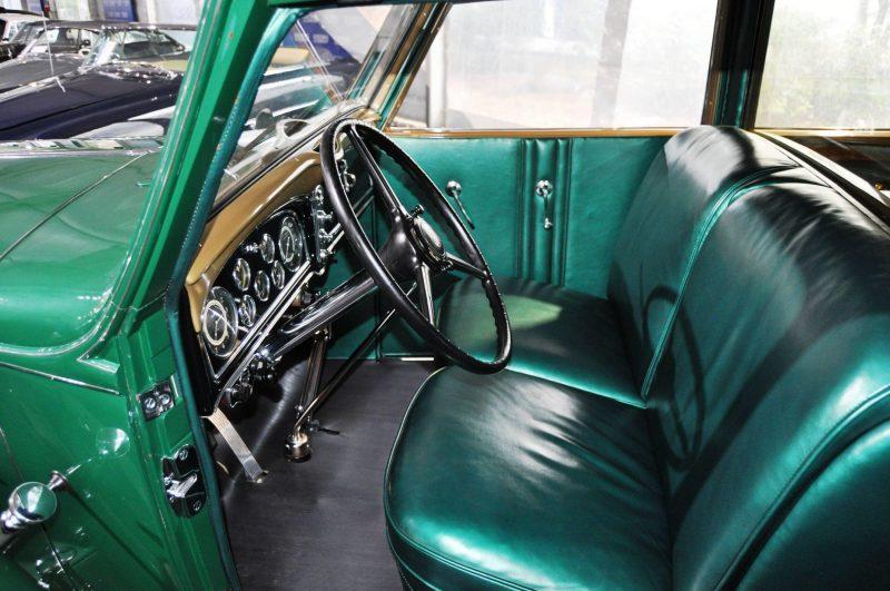 1932 Cadillac V-16 452B Madame X Imperial Sedan -- Gooding & Co. Amelia Island 2014 -- Sold for $264k 24
