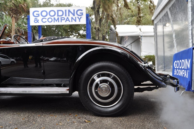 1933 Rolls-Royce Phantom II Henley Roadster 24