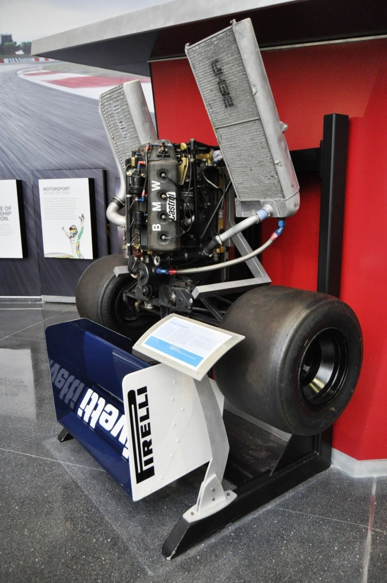 1982 BMW 1.5-liter F1 Turbo Engine Off The Dyno Scale at 1280HP-plus! Video and Detail Photography 5