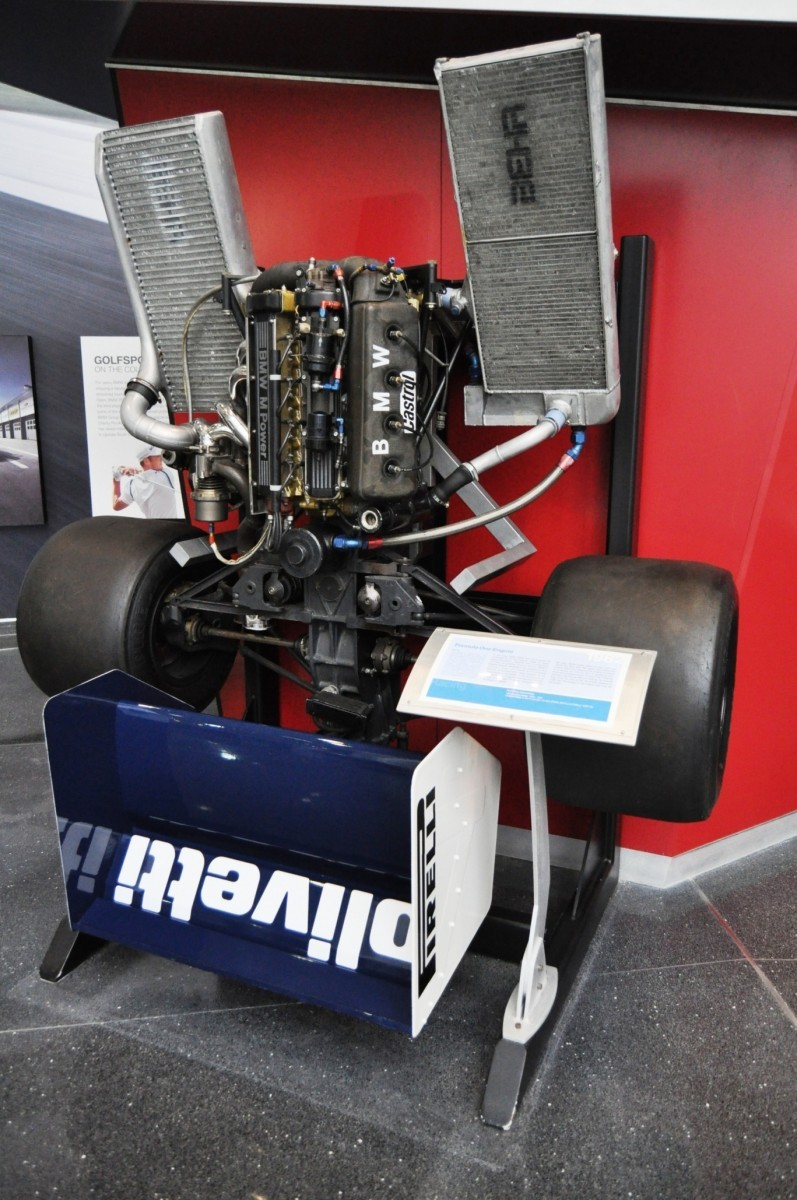 1982 BMW 1.5-liter F1 Turbo Engine Off The Dyno Scale at 1280HP-plus! Video and Detail Photography 6