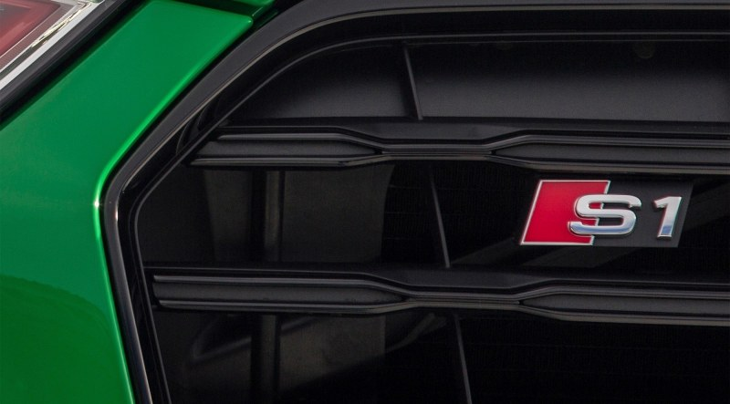 2014 AUDIU S1 and S1 Sportback in Delightful Bold Colors 24