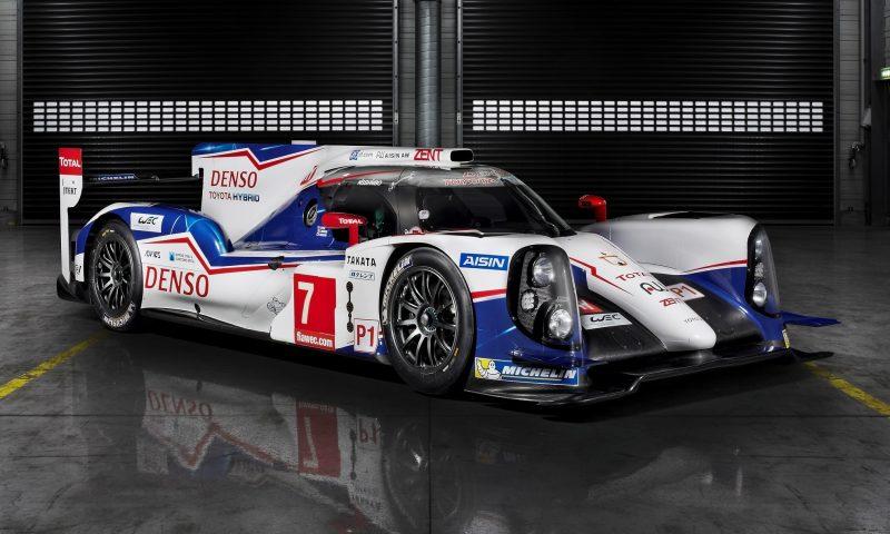2014 LeMans LMP1 -- Toyota TS040 Hybrid -- A Dark Stallion in Audi vs. Porsche Battle -- Plus TS010 and TS020 Reunion 38