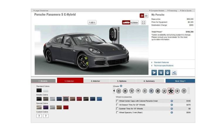 2014 Porsche Panamera S E-Hybrid -- 30 Real-Life Photos -- Live Configurator Link + 80 Images of Options, All Colors and All Wheels 25
