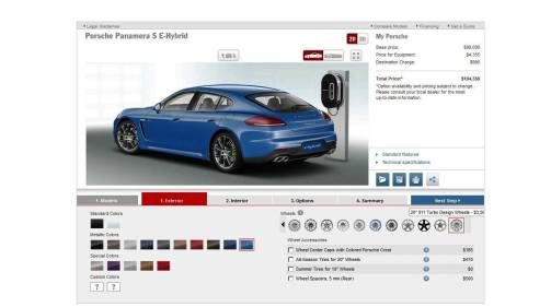 2014 Porsche Panamera S E-Hybrid -- 30 Real-Life Photos -- Live Configurator Link + 80 Images of Options, All Colors and All Wheels 37