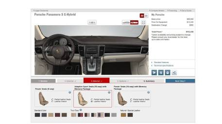 2014 Porsche Panamera S E-Hybrid -- 30 Real-Life Photos -- Live Configurator Link + 80 Images of Options, All Colors and All Wheels 54
