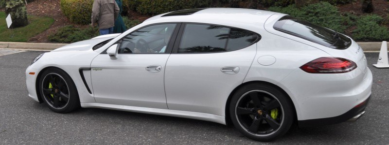 2014 Porsche Panamera S E-Hybrid -- 30 Real-Life Photos -- Live Configurator Link + 80 Images of Options, All Colors and All Wheels 82
