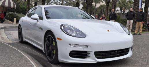 2014 Porsche Panamera S E-Hybrid -- 30 Real-Life Photos -- Live Configurator Link + 80 Images of Options, All Colors and All Wheels 92