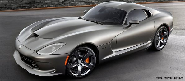 2014 SRT Viper Brings Hot New Styles and Three New Colors17