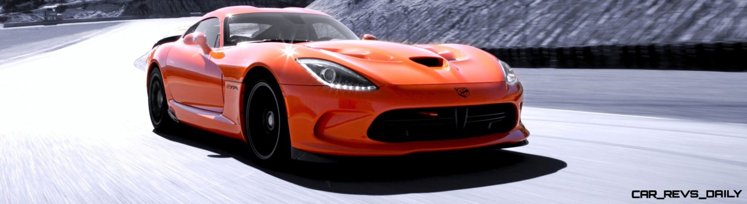2014 SRT Viper Brings Hot New Styles and Three New Colors33