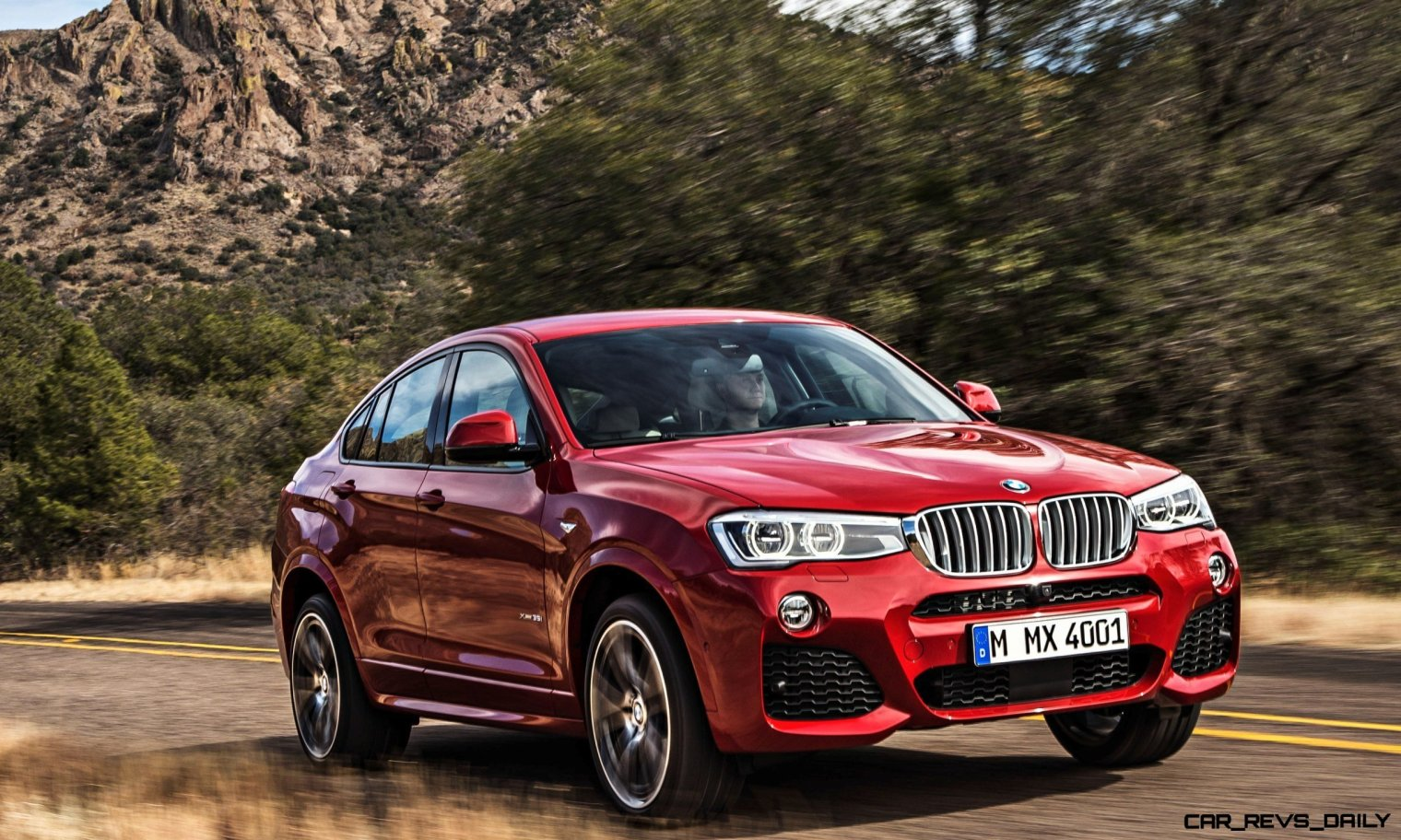 2015 BMW X4 is Here and Stunning!  Official Details and 55 Photos -- Pricing from $46,000 and Fall 2014 Arrival Expected 36
