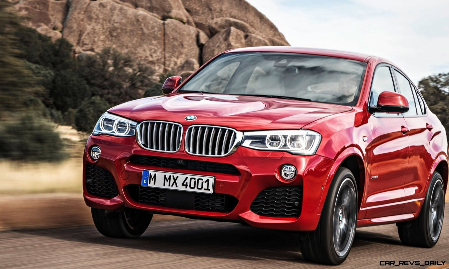 2015 BMW X4 is Here and Stunning!  Official Details and 55 Photos -- Pricing from $46,000 and Fall 2014 Arrival Expected 41