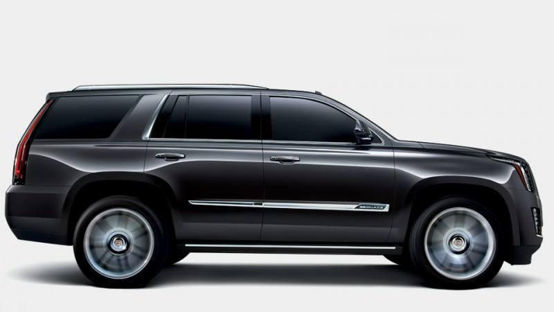 2015 Cadillac Escalade In-Depth Review + Mega Galleries60