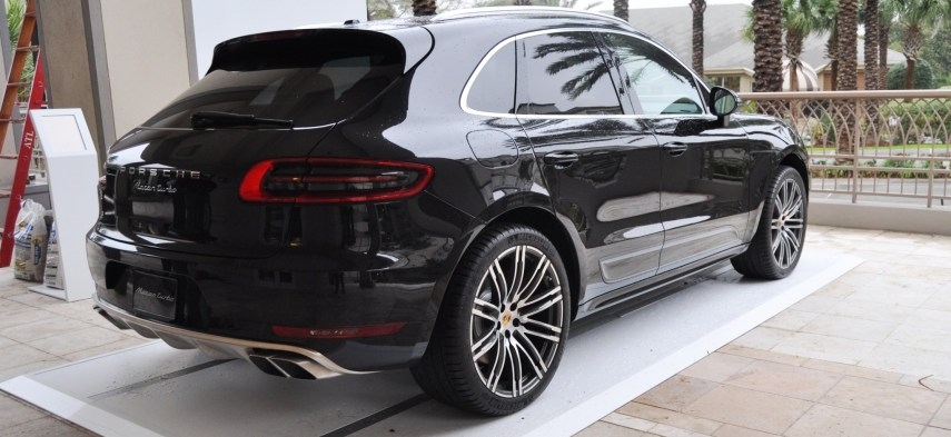 2015 Porsche Macan Turbo -- Looking Amazing, Athletic and Nimble -- 50+ Real-Life Photos Inside and Out 20