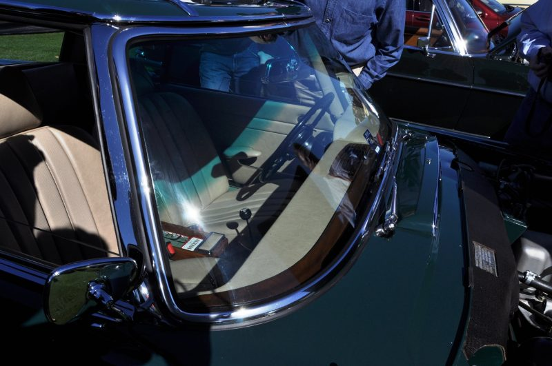Amelia Concours -- Marque Showcases -- Mercedes-Benz 219 Peking-to-Paris, 220SE (Coupe), 250SL Pagoda and Even 500E HAMMER 18