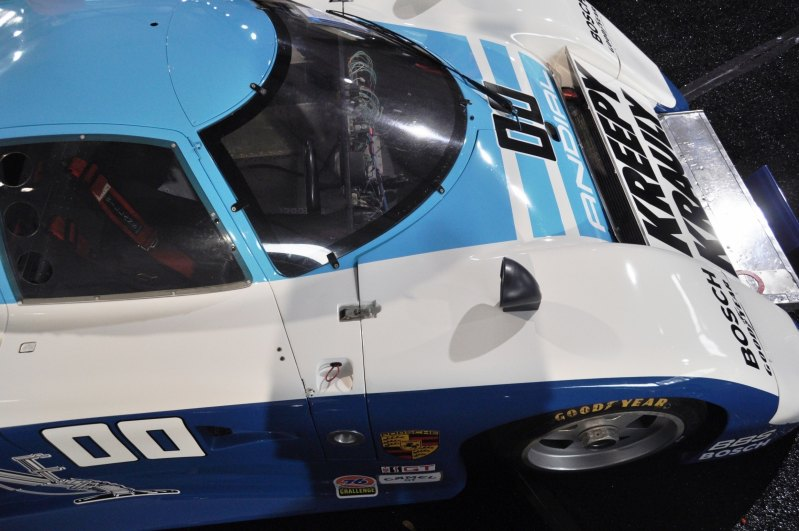 Amelia Island Time Capsules -- 1984 Porsche 962 -- A Fire-Breathing Turbo in the Classic LMP1 Body -- Clears $1