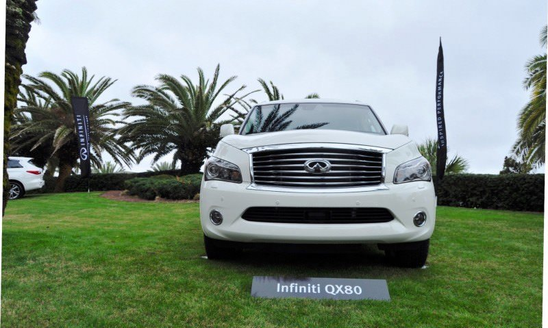 Car-Revs-Daily.com -- 2014 INFINITI QX80 Buyers Guide, Pricing, Colors and Specs 100