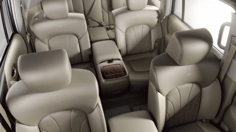 Car-Revs-Daily.com -- 2014 INFINITI QX80 Buyers Guide, Pricing, Colors and Specs 22