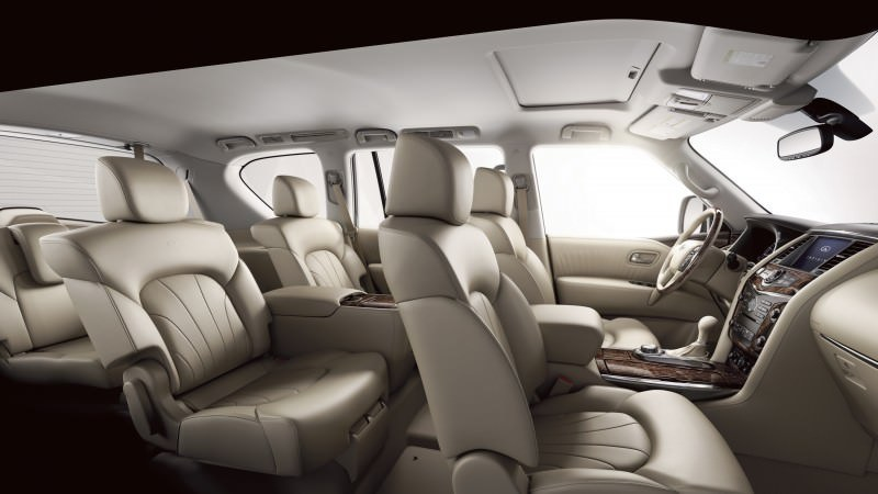 Car-Revs-Daily.com -- 2014 INFINITI QX80 Buyers Guide, Pricing, Colors and Specs 31